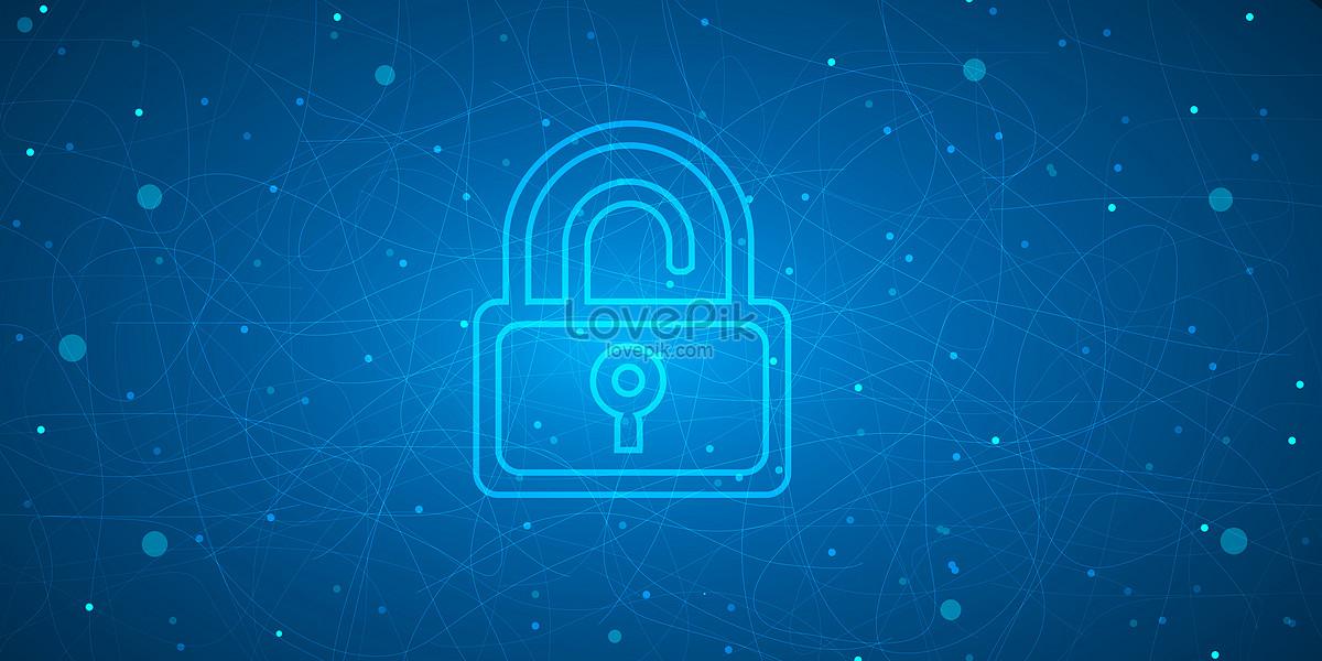 网络安全科技banner背景图片素材编号400056317_prf