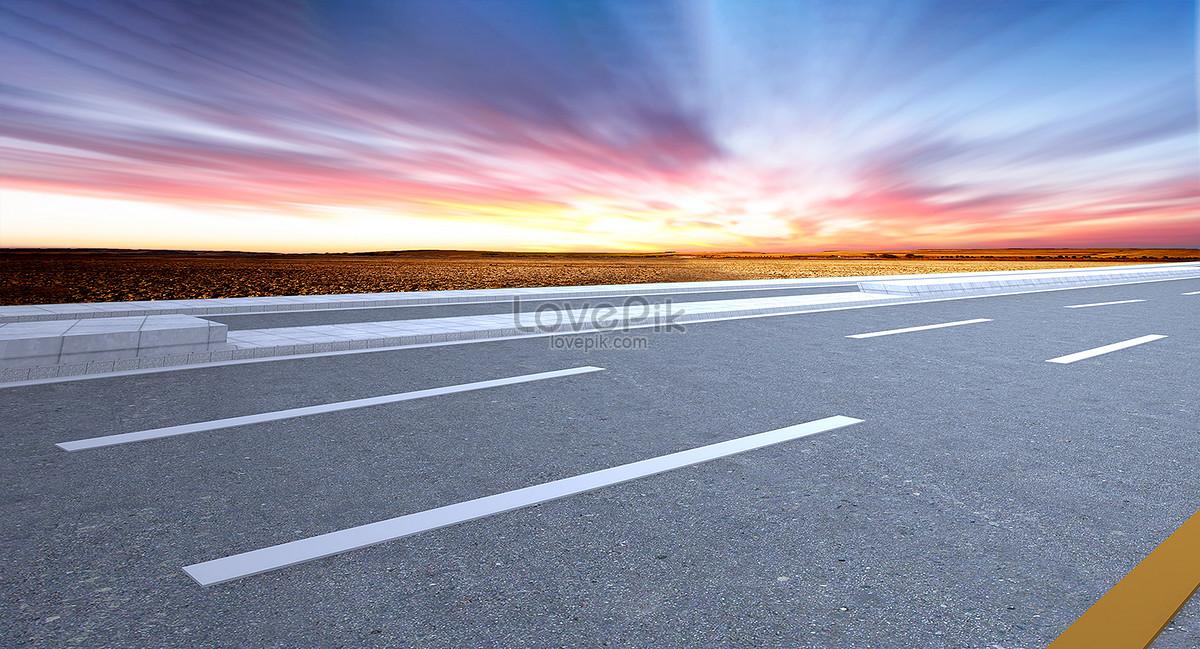 酷炫汽车公路背景图片素材编号400080281_prf高清图片