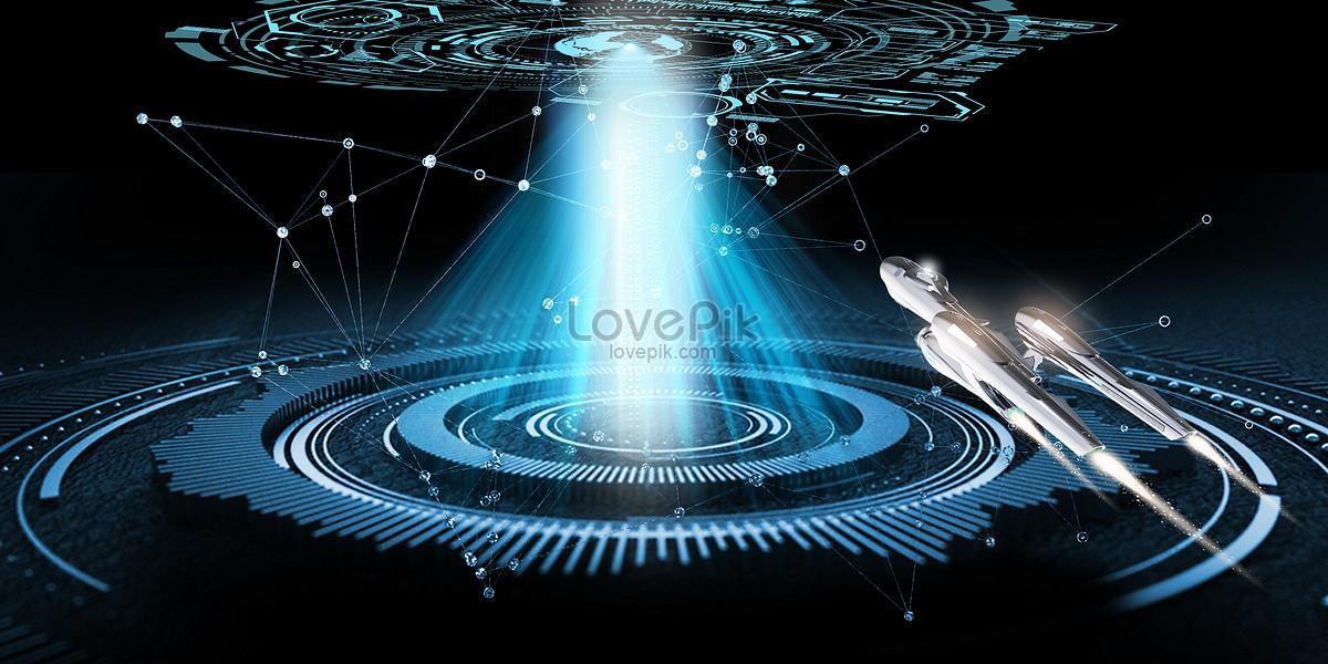 科幻未来背景图片素材编号400081401_prf高清图片免费