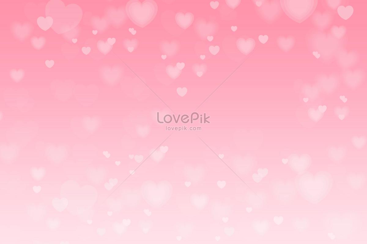 粉色爱心浪漫背景图片素材编号400154410_prf高清图片
