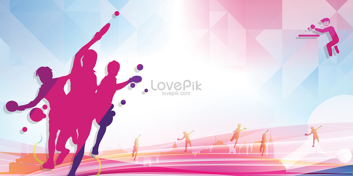 乒乓球运动背景图片素材编号400505877_prf高清图片