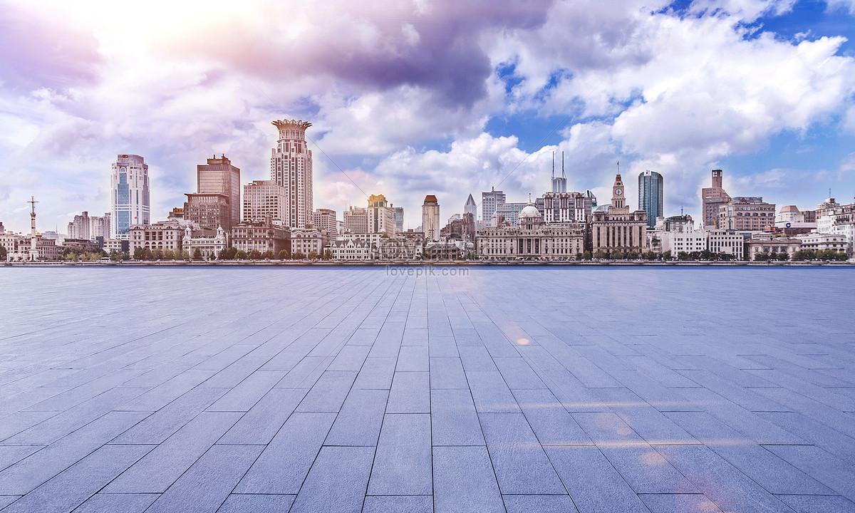 商务外滩城市背景图片素材编号500219549_prf高清图片