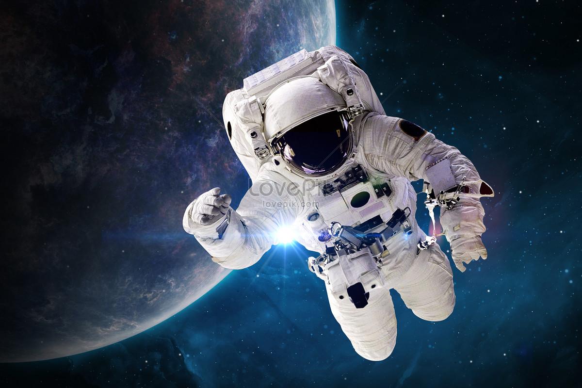 太空漂浮的宇航员图片素材编号500494977_prf高清图片