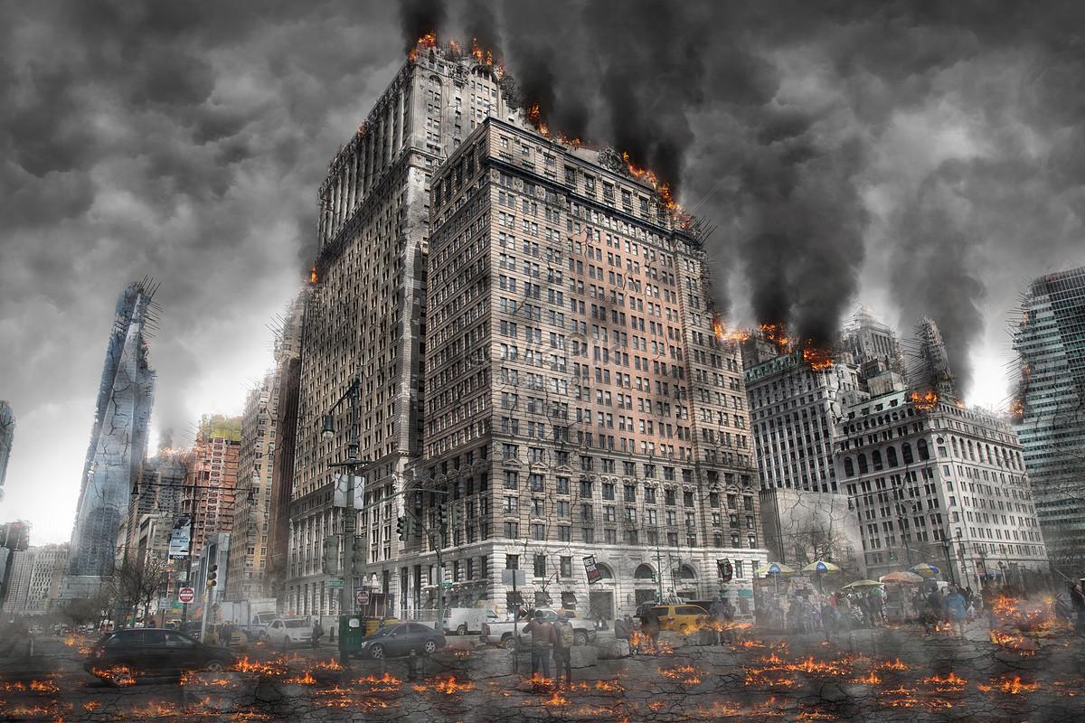 城市火灾图片素材编号500535419_高清图片免费下载__.