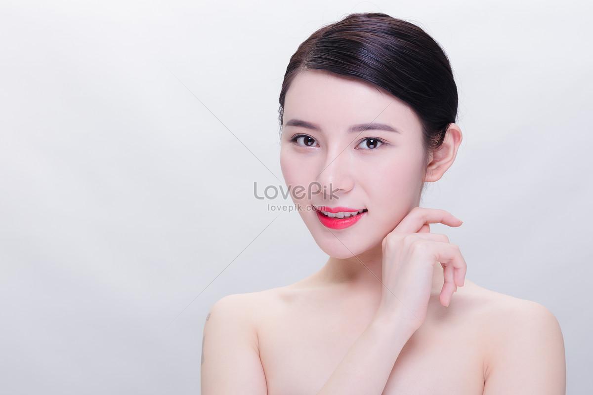 美容养生美女护肤动作图片素材编号500647272_prf高清