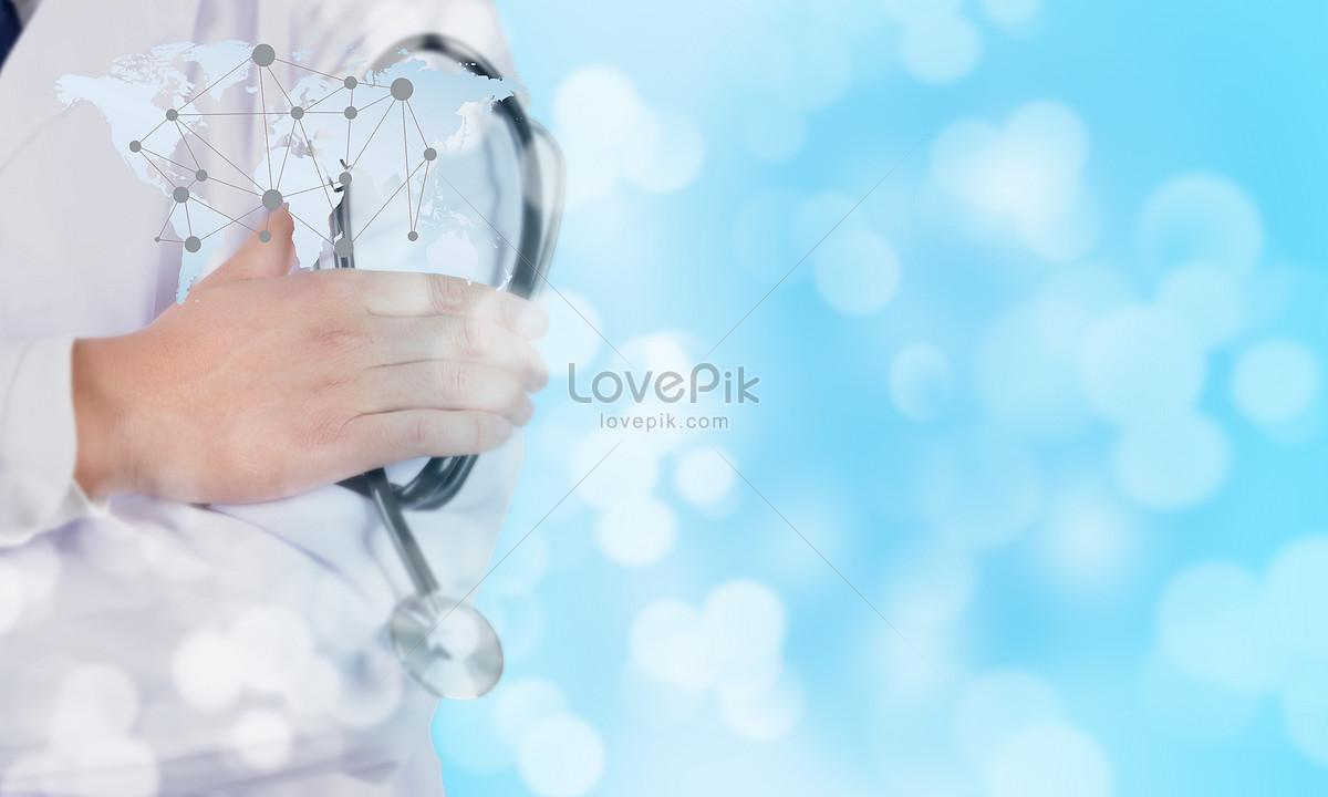 医生医疗背景图片素材编号500692338_prf高清图片免费