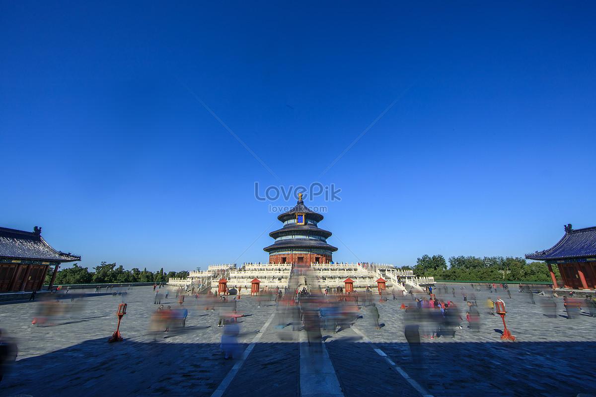 北京地标建筑天坛图片素材编号500713465_prf高清图片