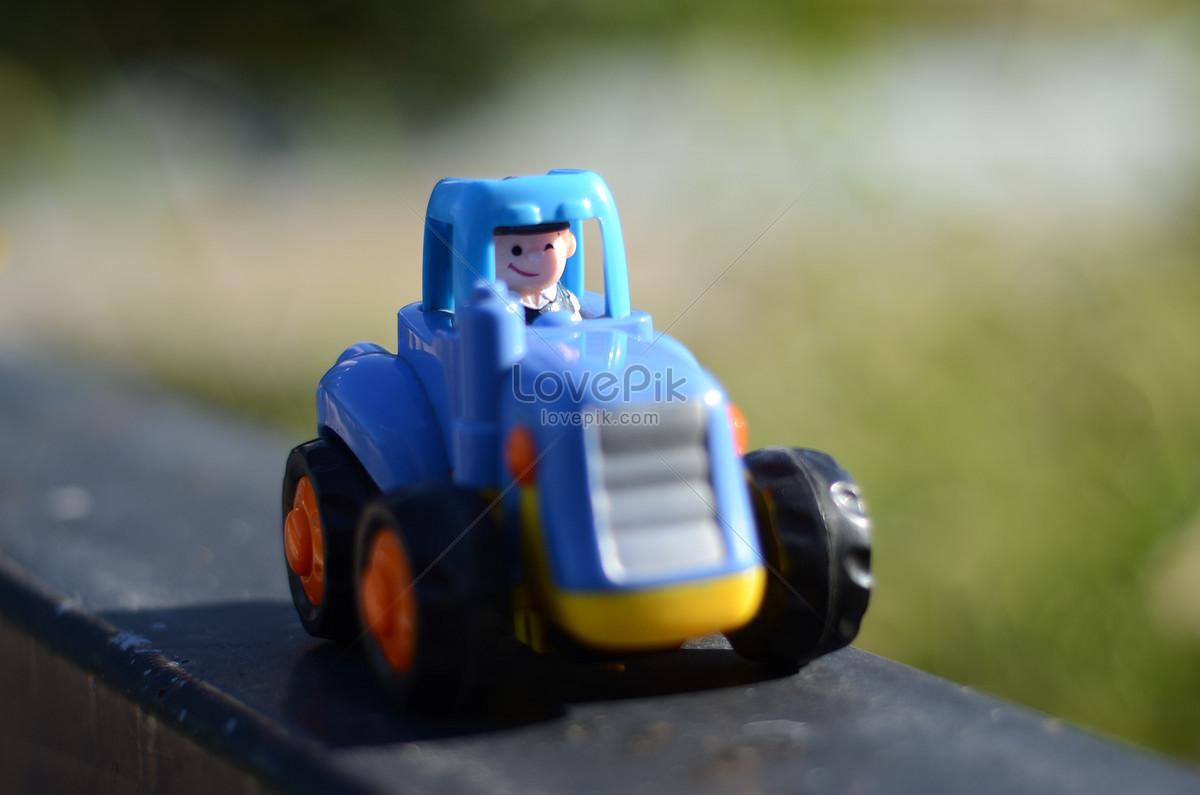 Carro De Juguete Azul Imagen Descargar Foto 120906 Jpg Imagen