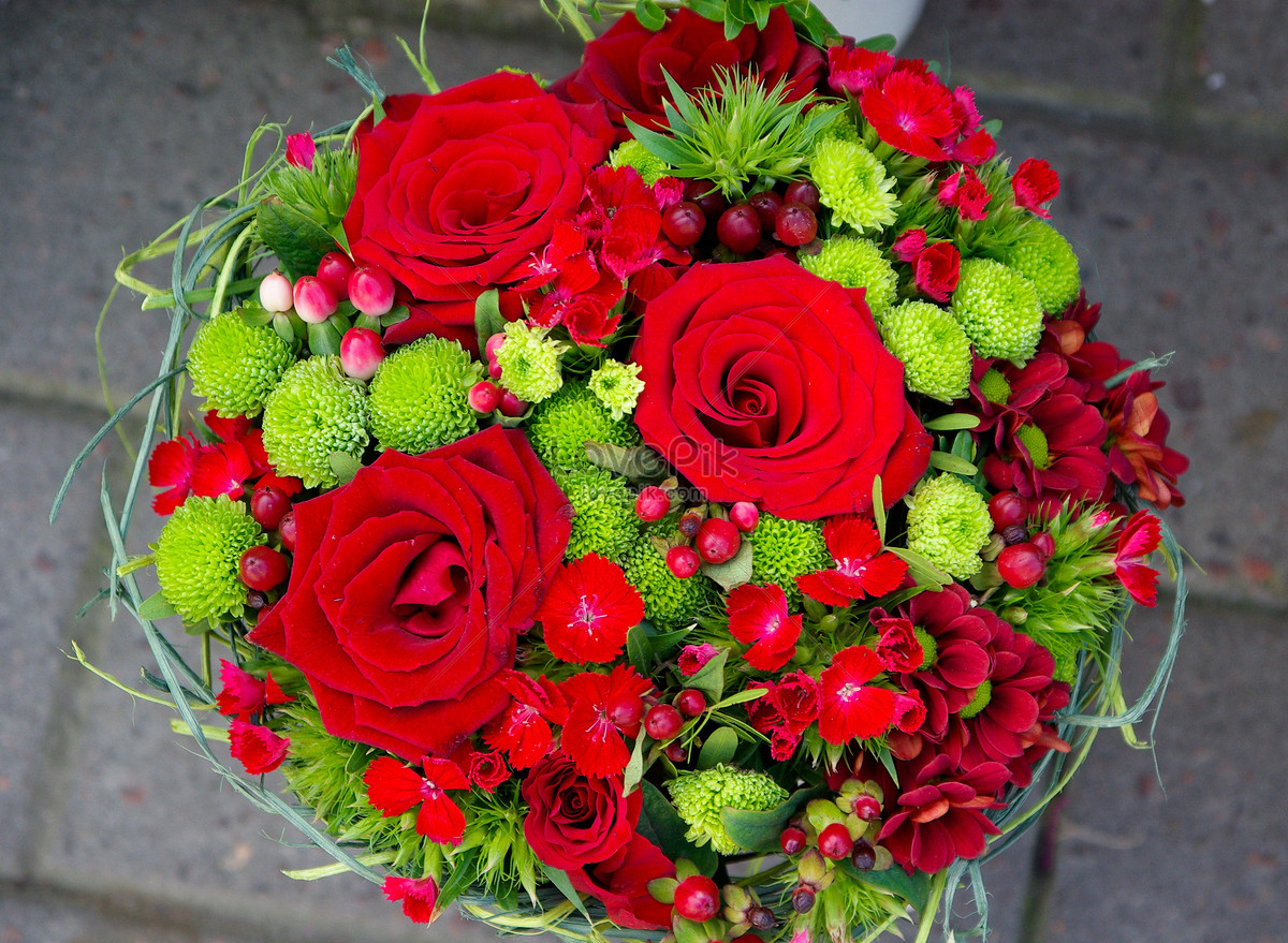 A beautiful flower basket photo imagepicture free download a beautiful flower basket izmirmasajfo