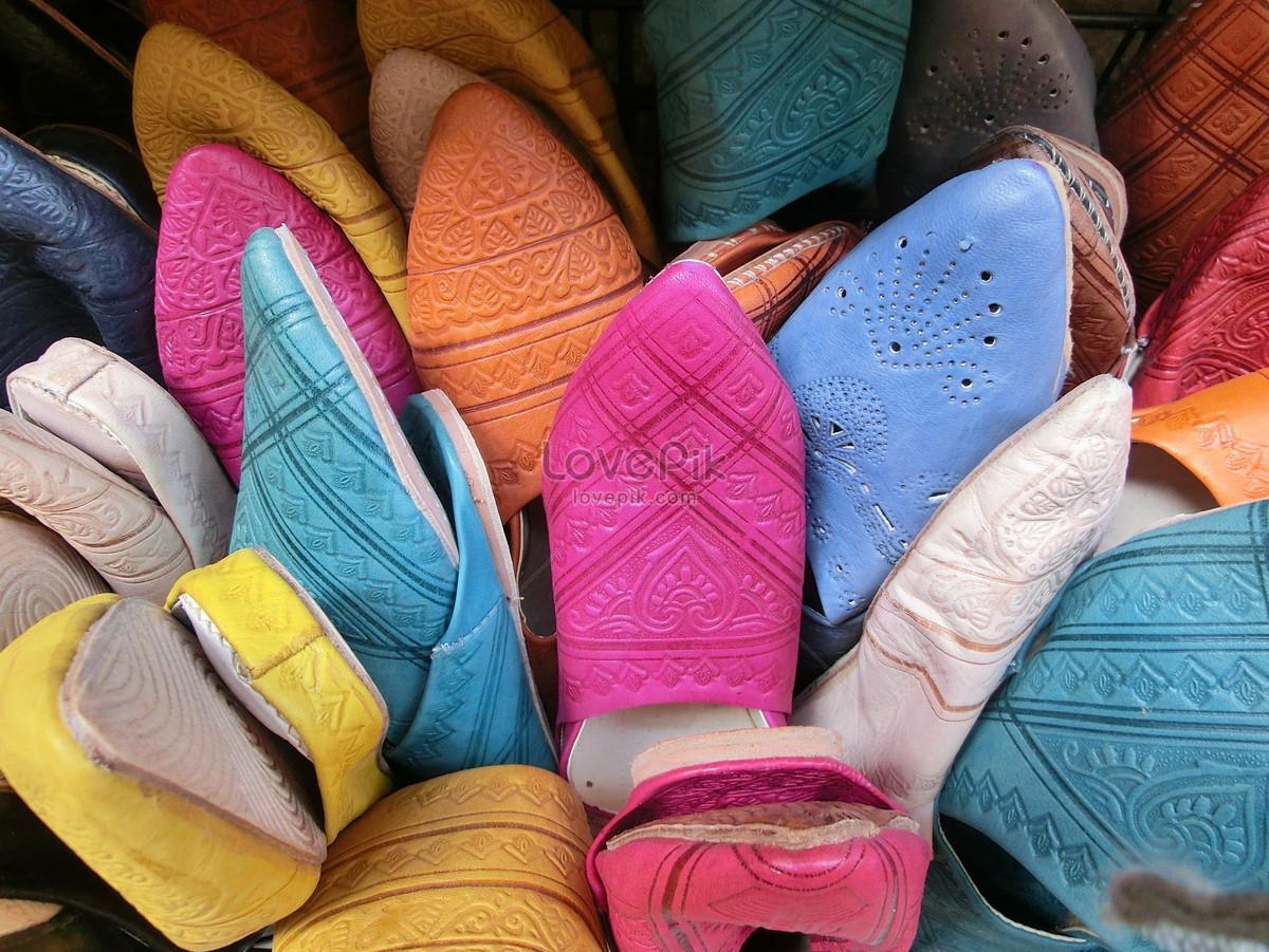 đôi Giày đầy Màu Sắc Hình ảnh định Dạng Hình ảnh Jpg