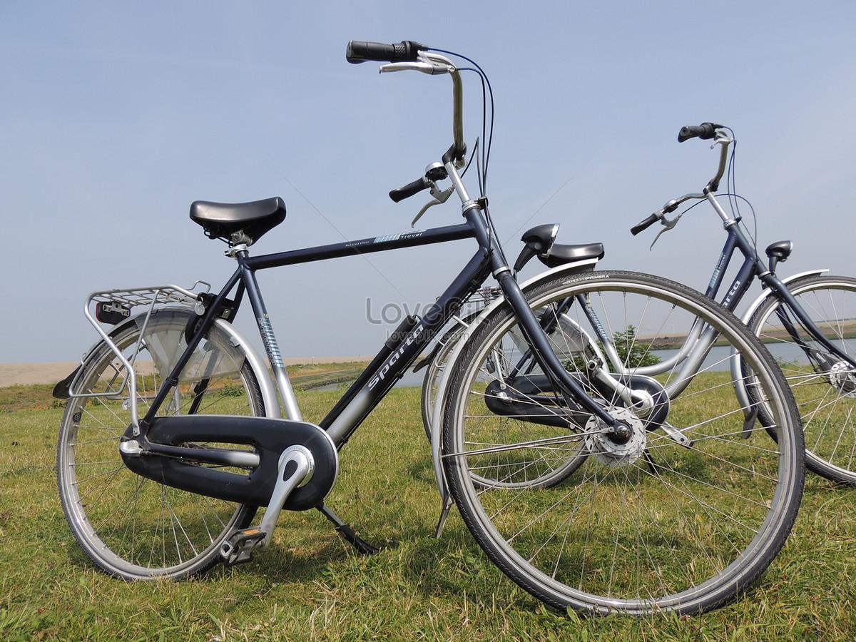 chiếc xe đạp