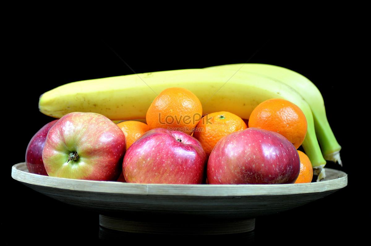 78 Gambar Apel Dan Pisang Kekinian