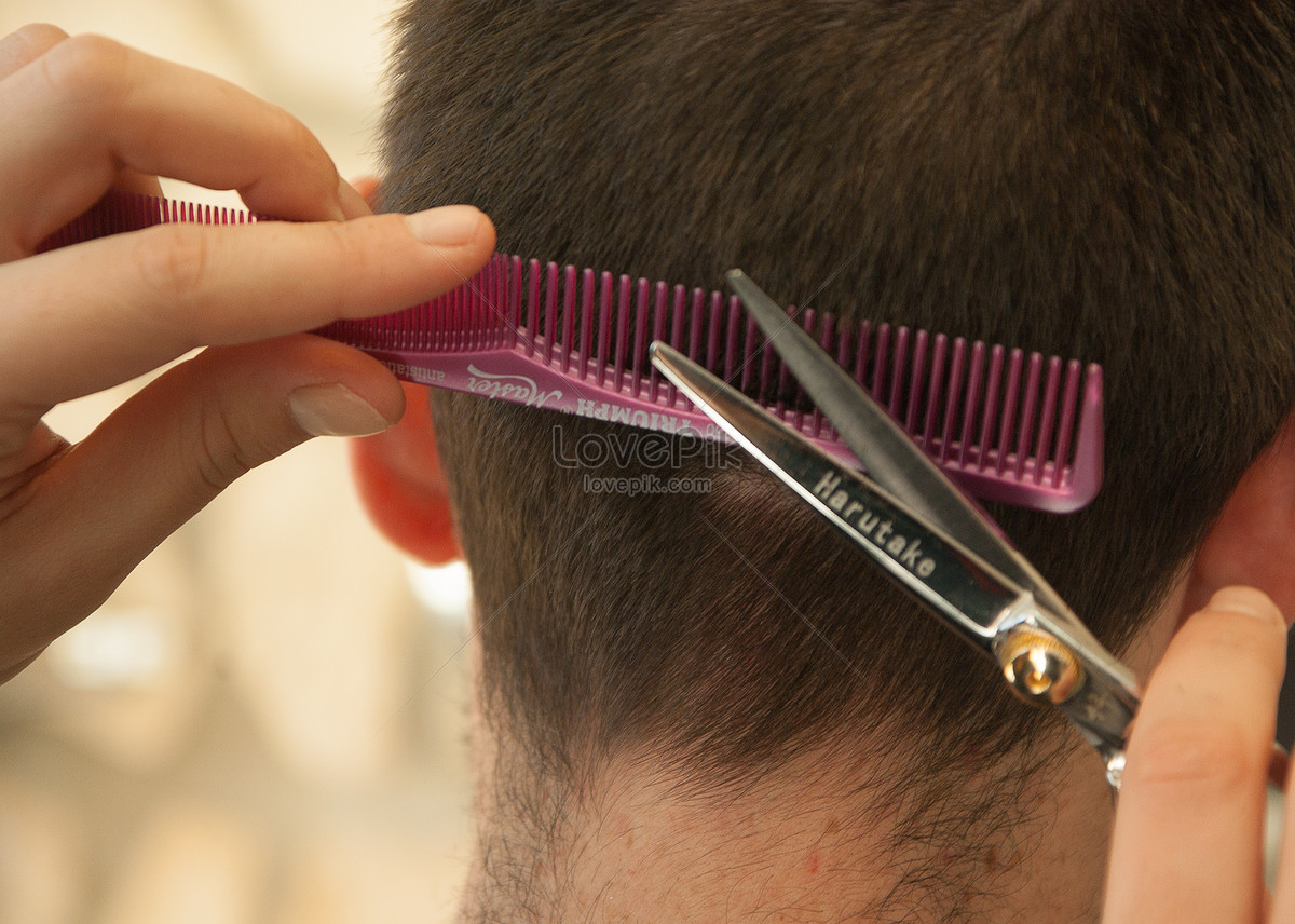 A Haircut Scissors Photo Imagepicture Free Download 501494lovepik