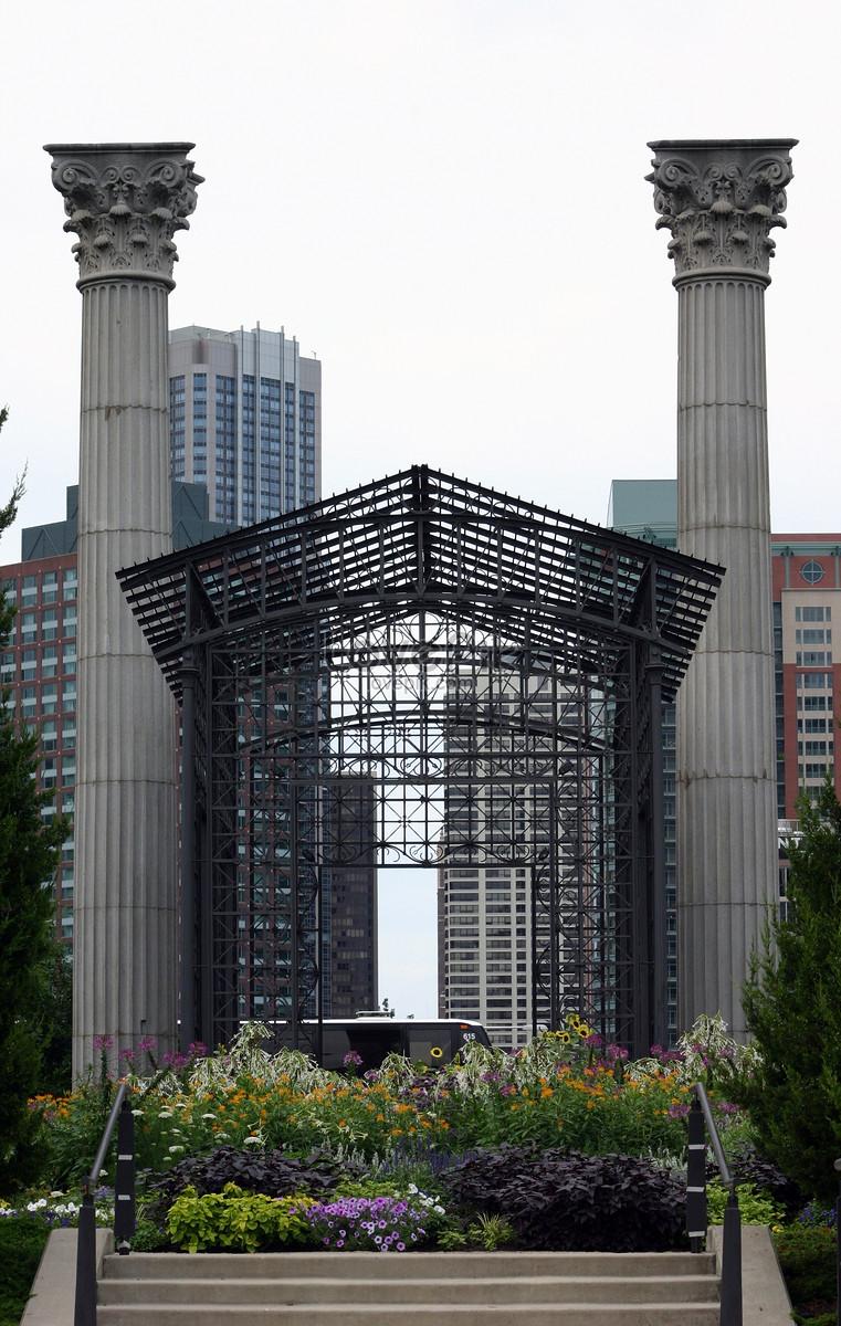 Chicago Công Viên Thiên Niên Kỷ