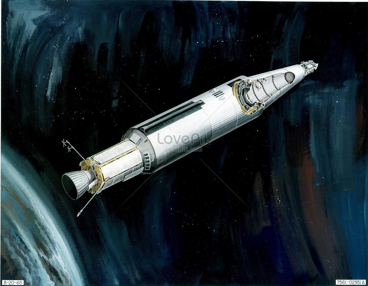 Kozmik Uzay Aracı Boyama Resimfotoğraf Numarası 100137573tr