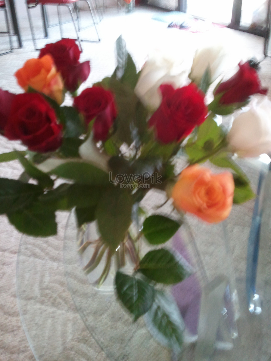 A blur of flower bouquets photo imagepicture free download a blur of flower bouquets izmirmasajfo