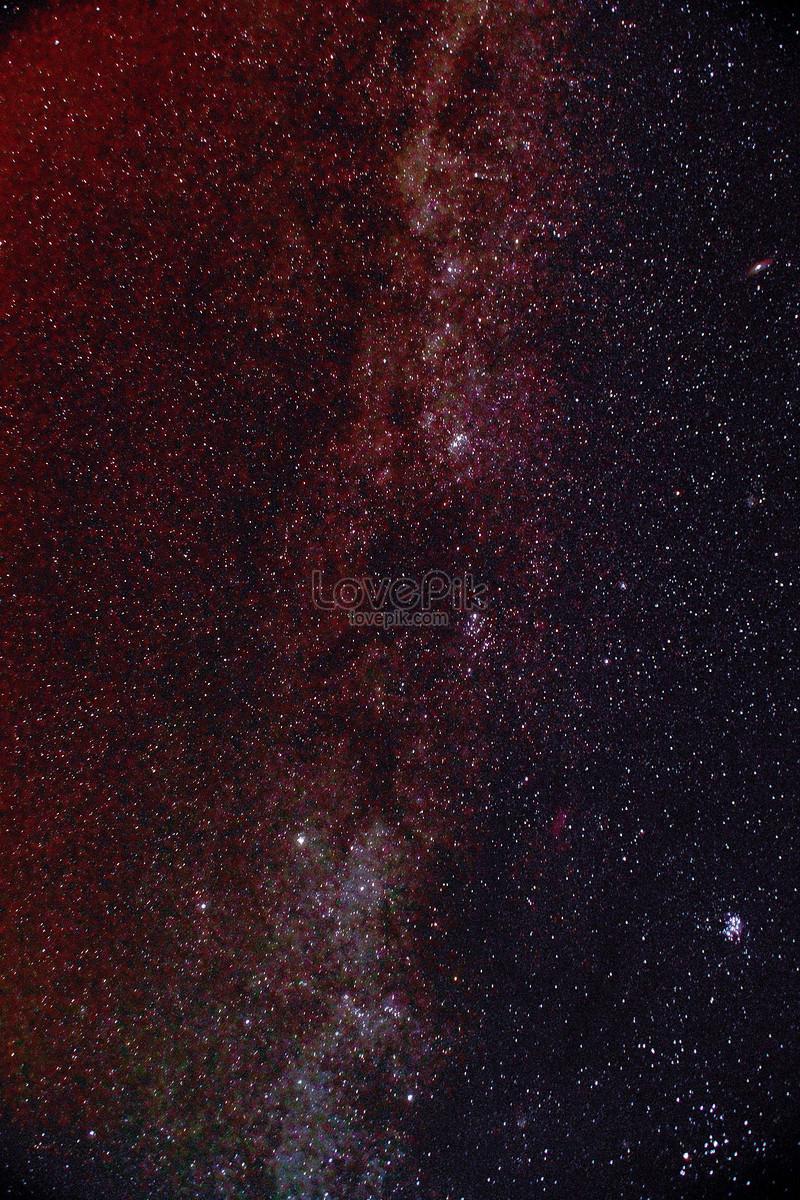 vẻ đẹp của dải ngân hà