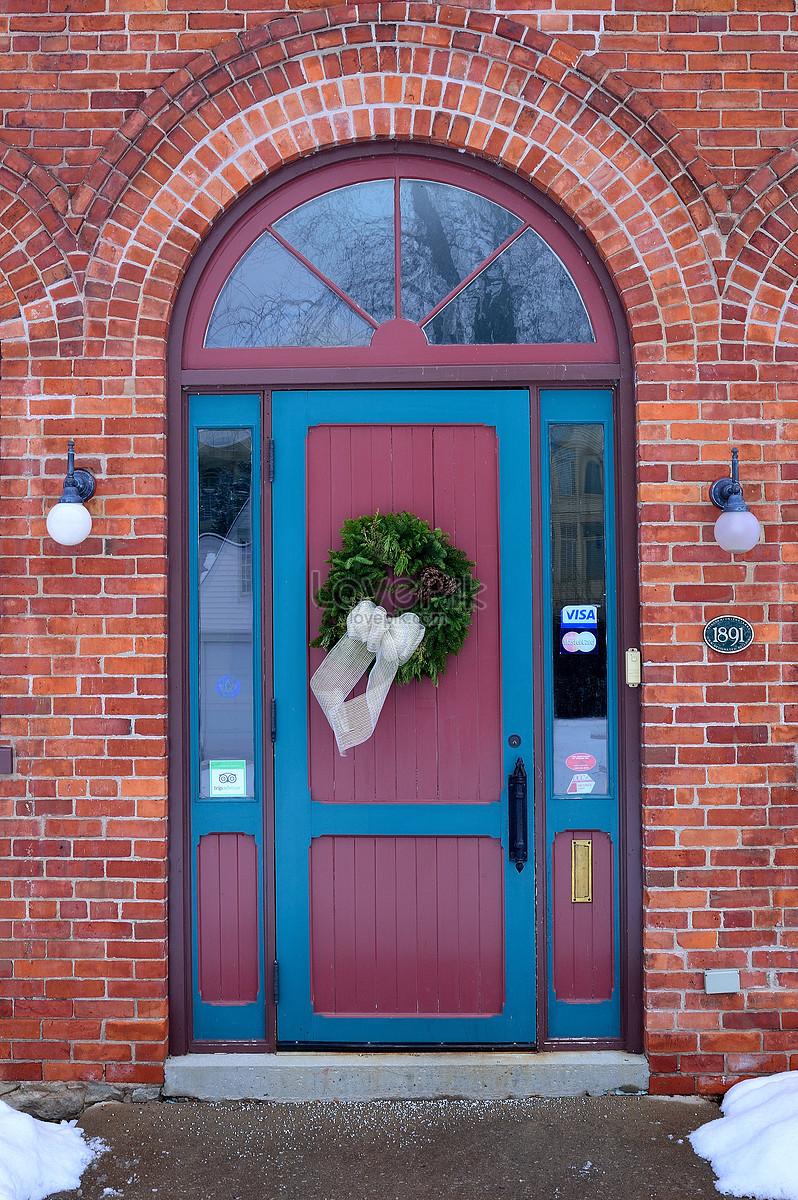 Old Fashioned Door