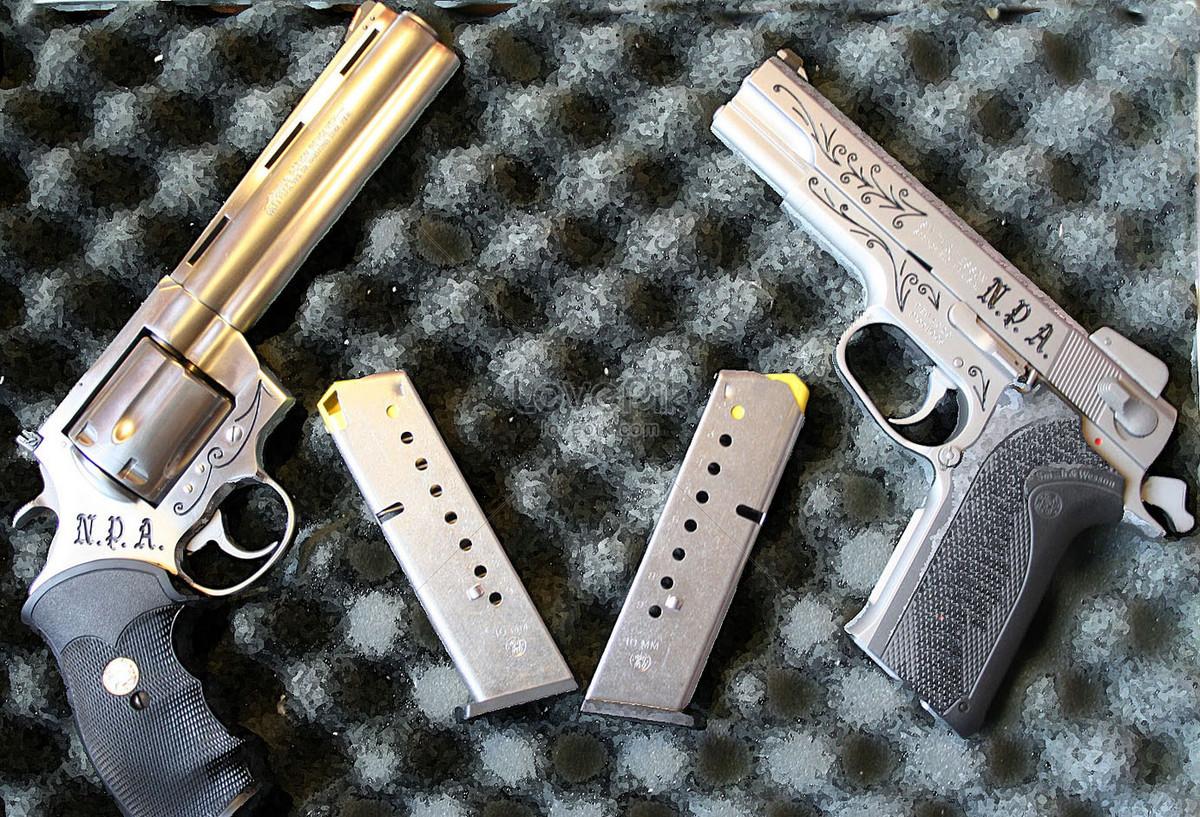44 10 mm súng fbi