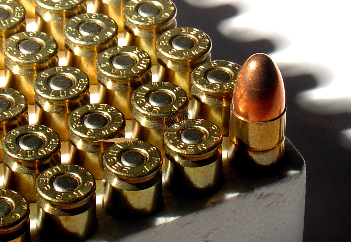 9 millimeter bullets photo image picture free download