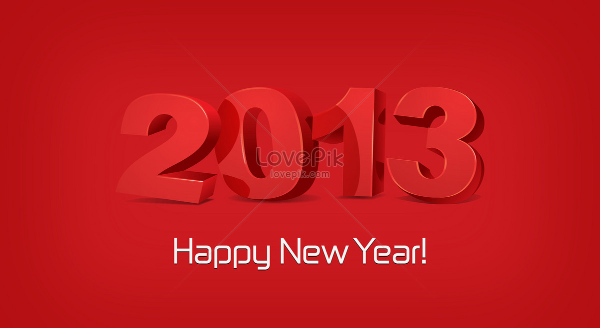 New Years Greetings In 2013 Photo Imagepicture Free Download