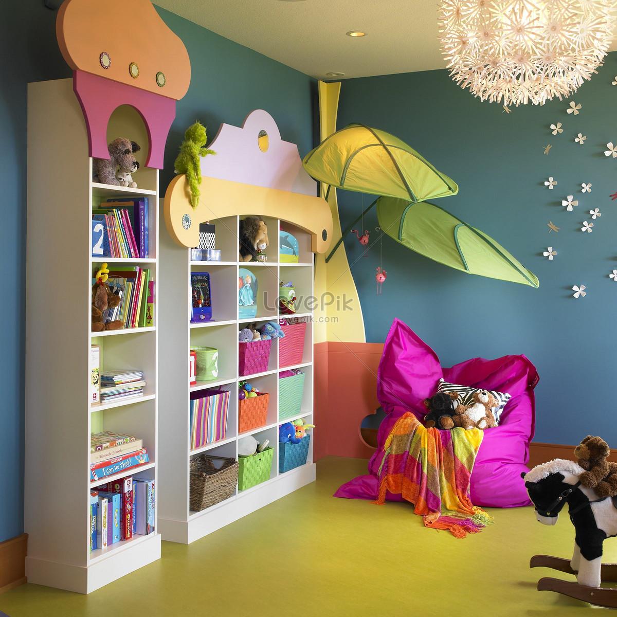 cuarto de juegos para niños Imagen Descargar_PRF Foto 100616540_jpg ...
