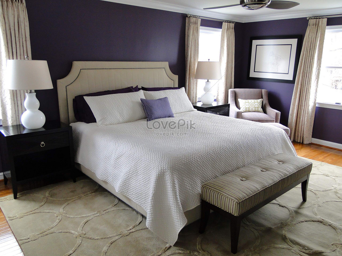 The Master Bedroom Of The Rich Photo Image Picture Free Download