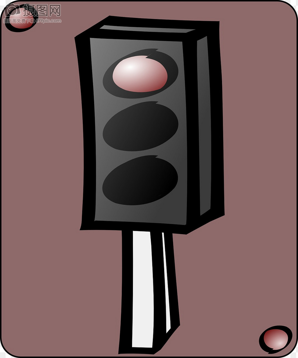 Traffic Light Red Light Template Imagesgraphic Elements Pictures
