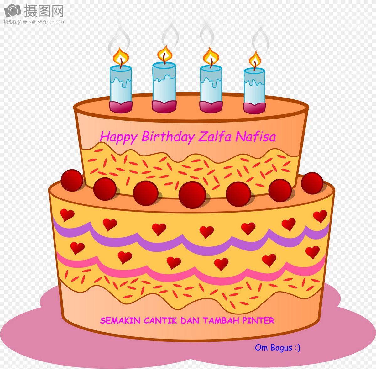 Birthday Cake Graphics Imagepicture Free Download 400026910lovepik