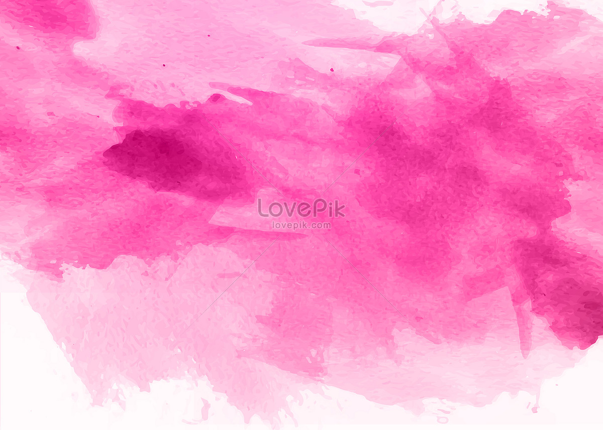hand painted pink watercolor background backgrounds image picture