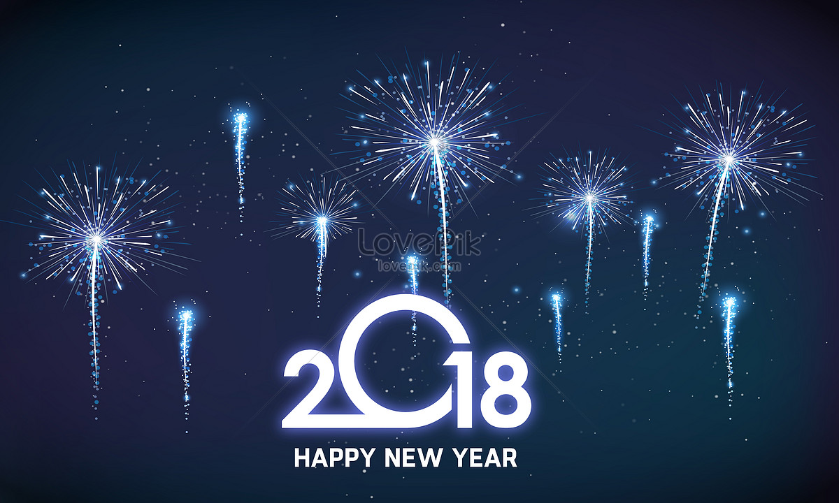 2018 cross year background