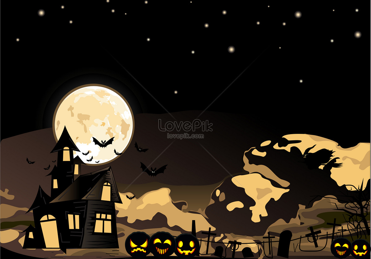 halloween illustration image picture free download 400066282