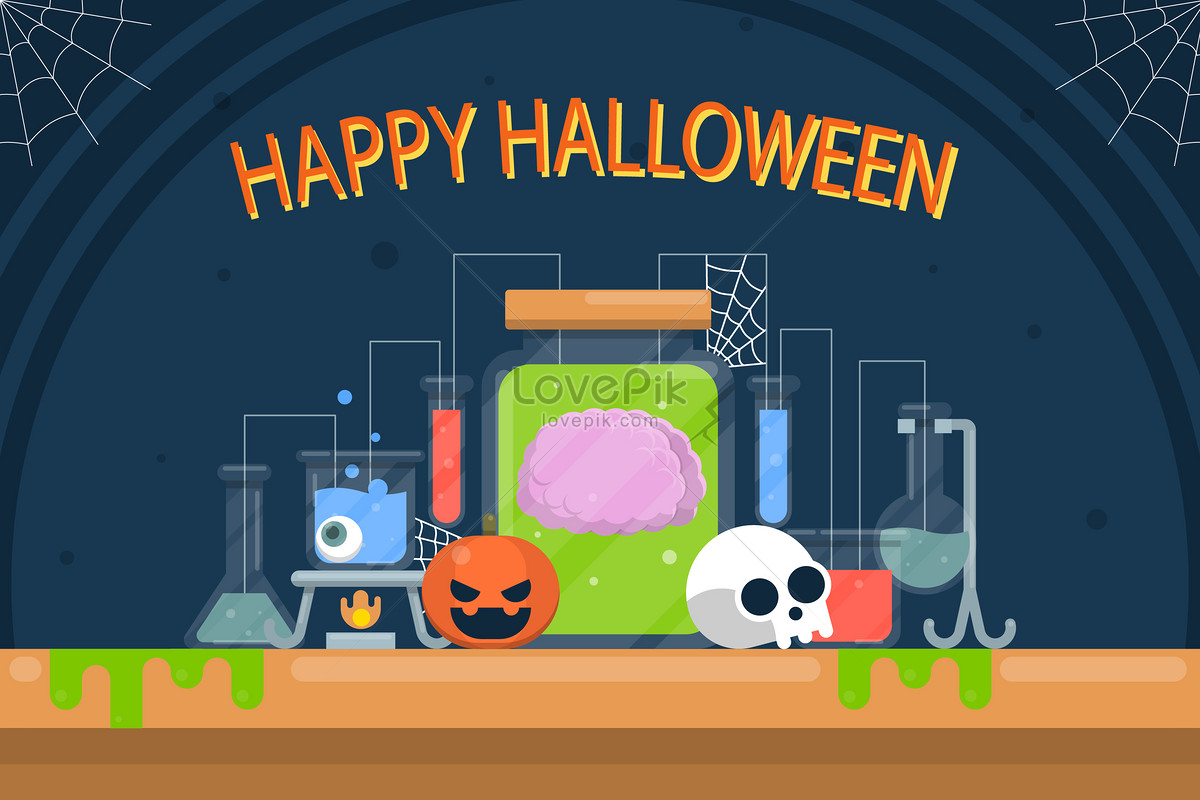 halloween material creative image picture free download