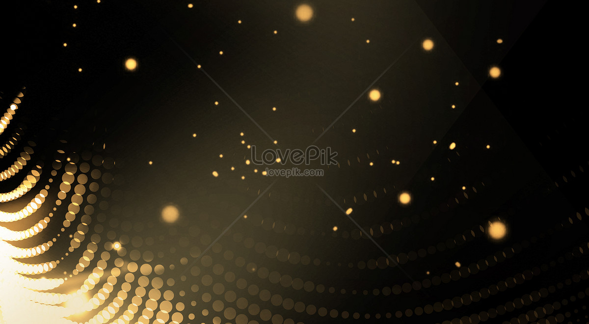 abstract background of black gold backgrounds image