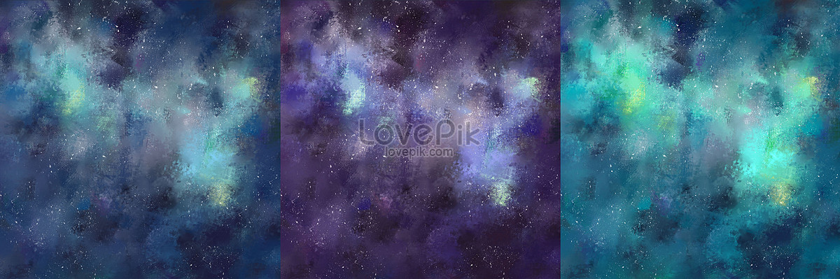 The background of the star map illustration image_picture free