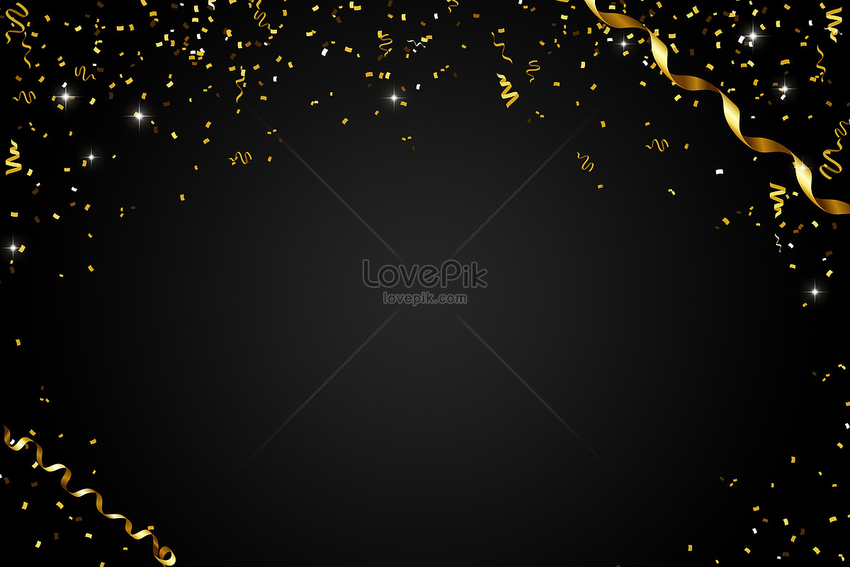 black gold ribbon background backgrounds image picture free download