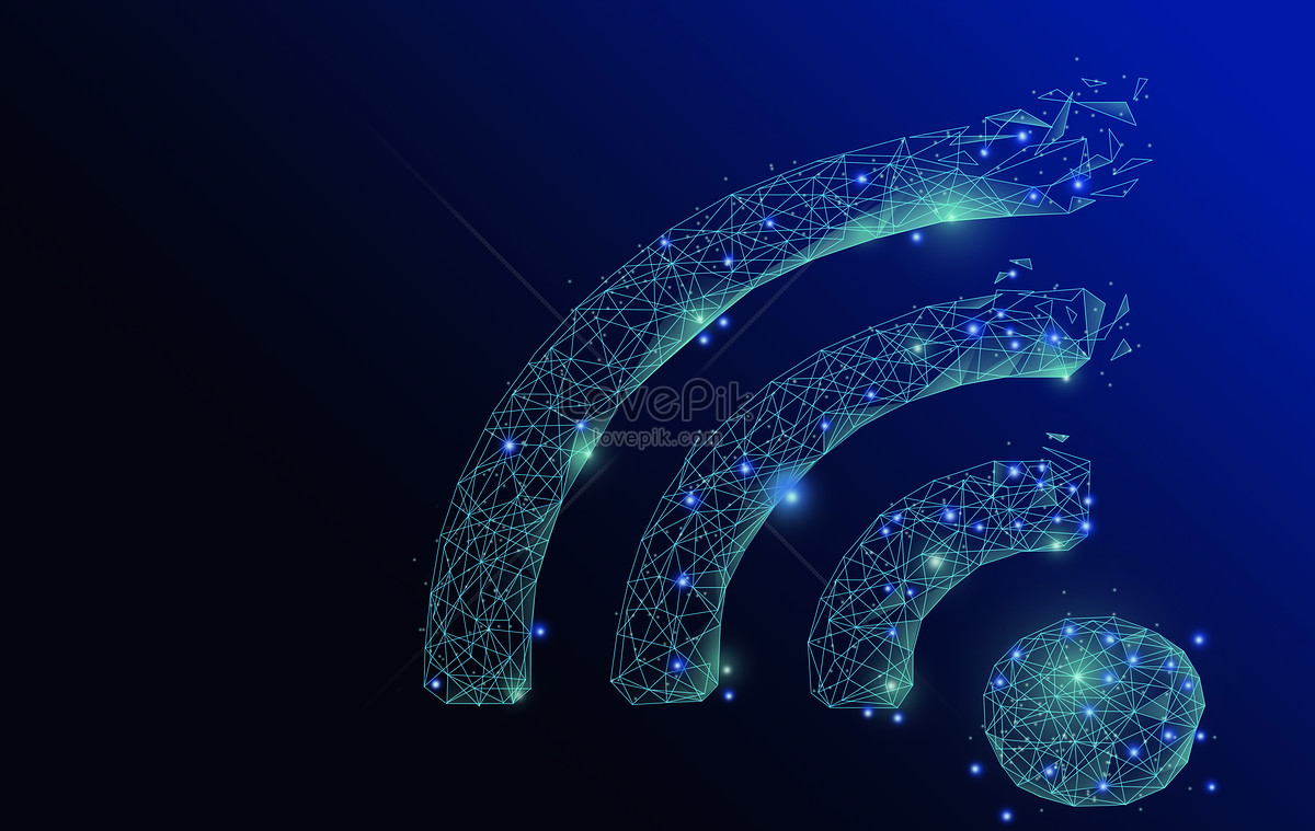 wifi information technology background backgrounds image picture