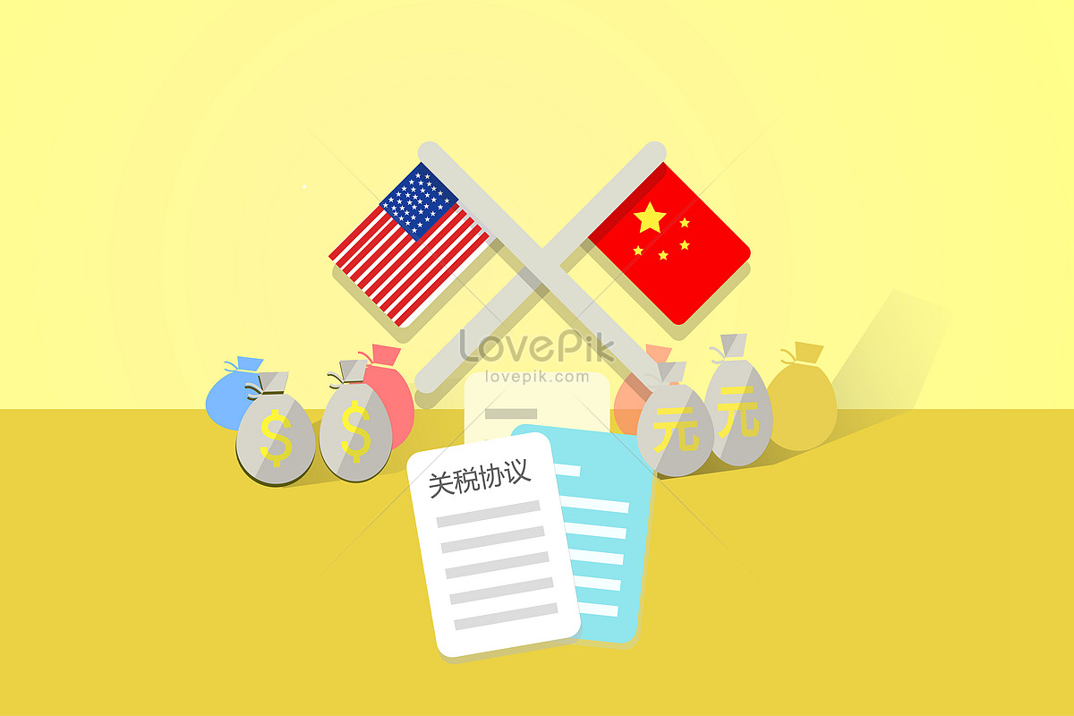 Trade War Between China And The United States Tariff Agreement