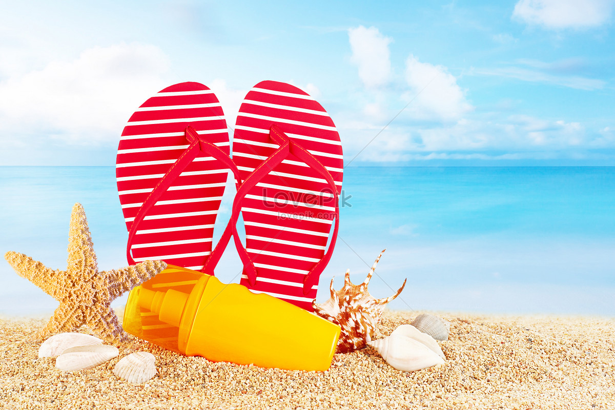 Cool Summer Background Creative Image Picture Free Download