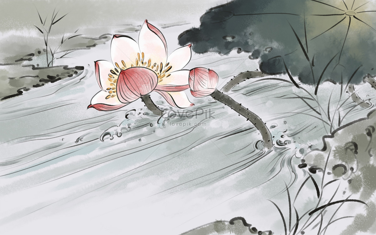 Chinese Lotus Flower Photo Imagesother Pictures Id400151215lovepik