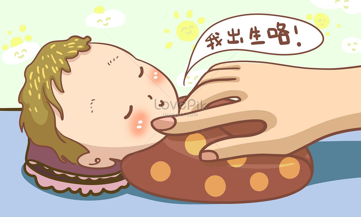 Bayi Dilahirkan Gambar Unduh Gratisimej 400201116format Psdmy