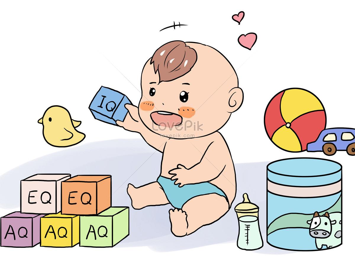 Komik Susu Susu Bayi Gambar Unduh Gratisimej 400206402format