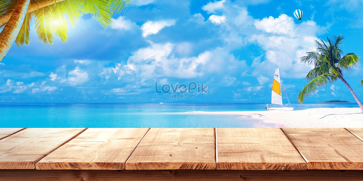 a cool summer background creative image picture free