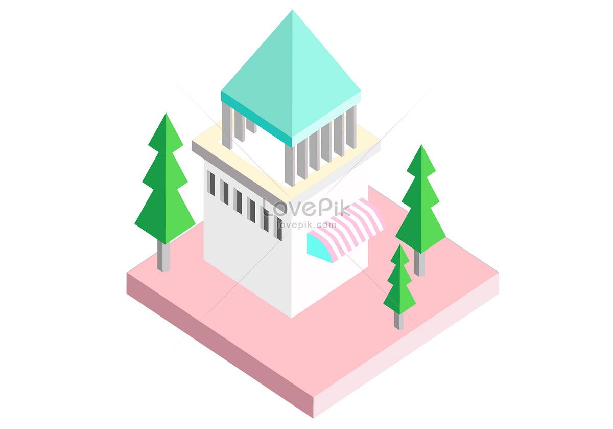かわいい家イラストイメージ図 Id 400213846prf画像フォーマットaijp