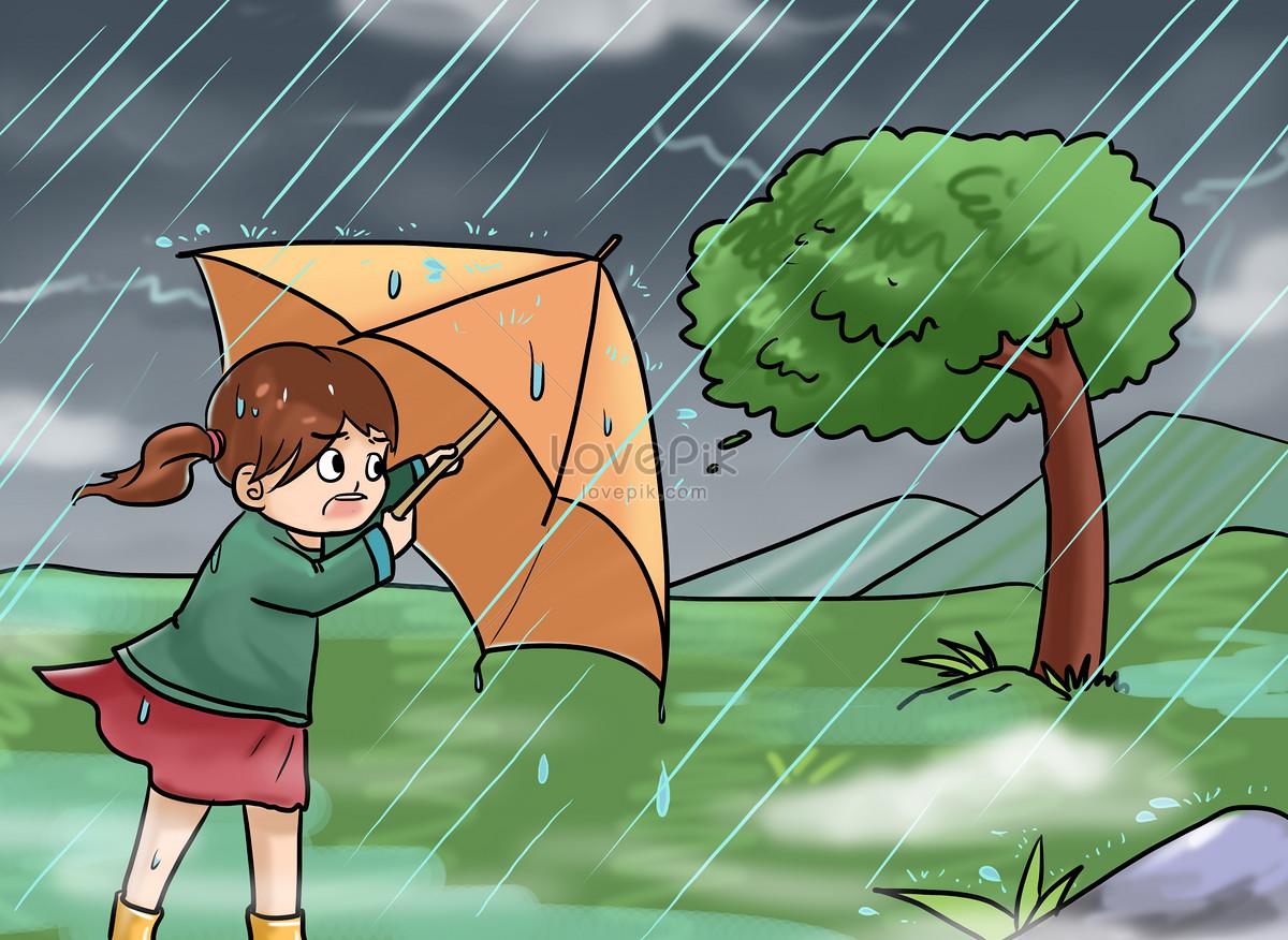 Cuaca Musim Panas Gambar Unduh Gratisimej 400252275format Psdmy