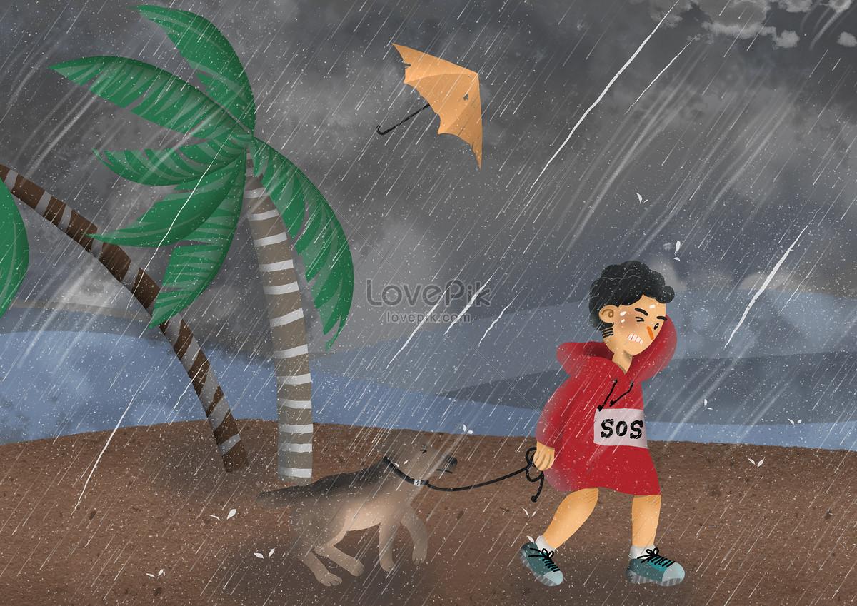Badai Ribut Gambar Unduh Gratisimej 400322701format Psdmylovepikcom