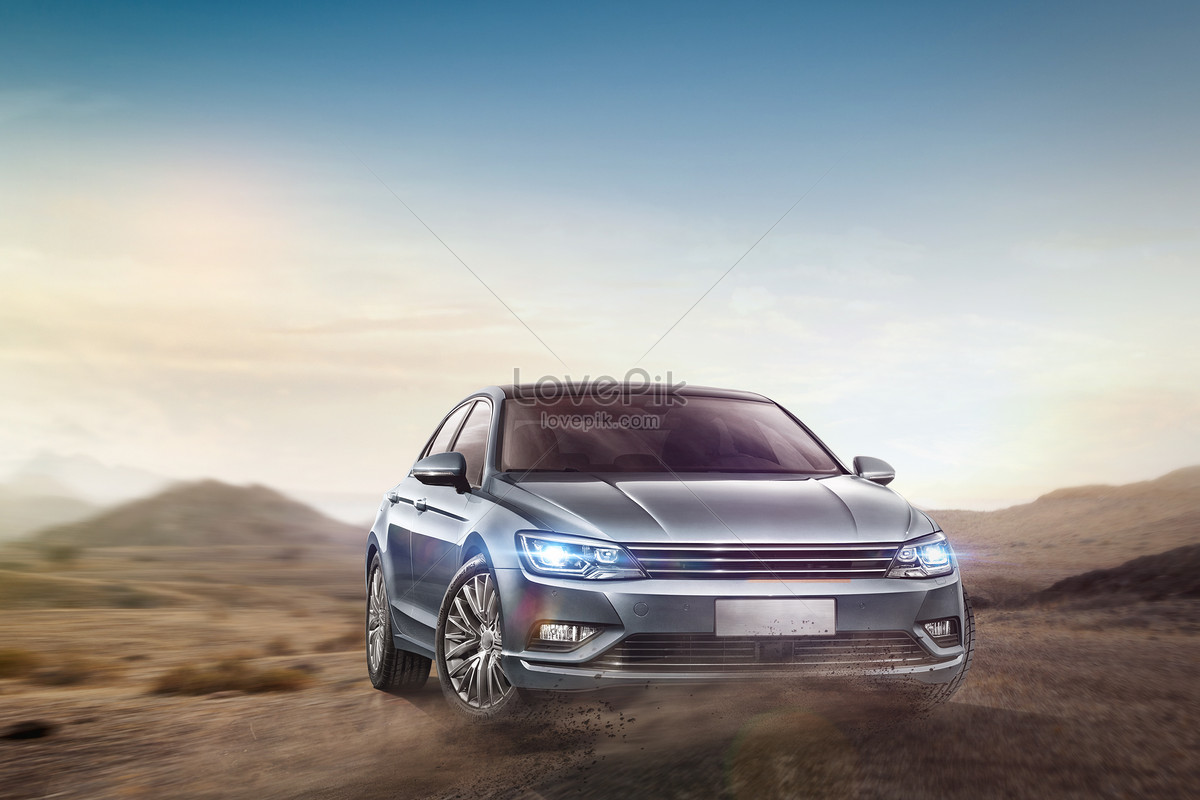 cool car background picture creative image_picture free download