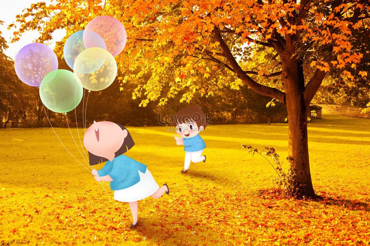 mùa thu tuyệt đẹp của tình yêu