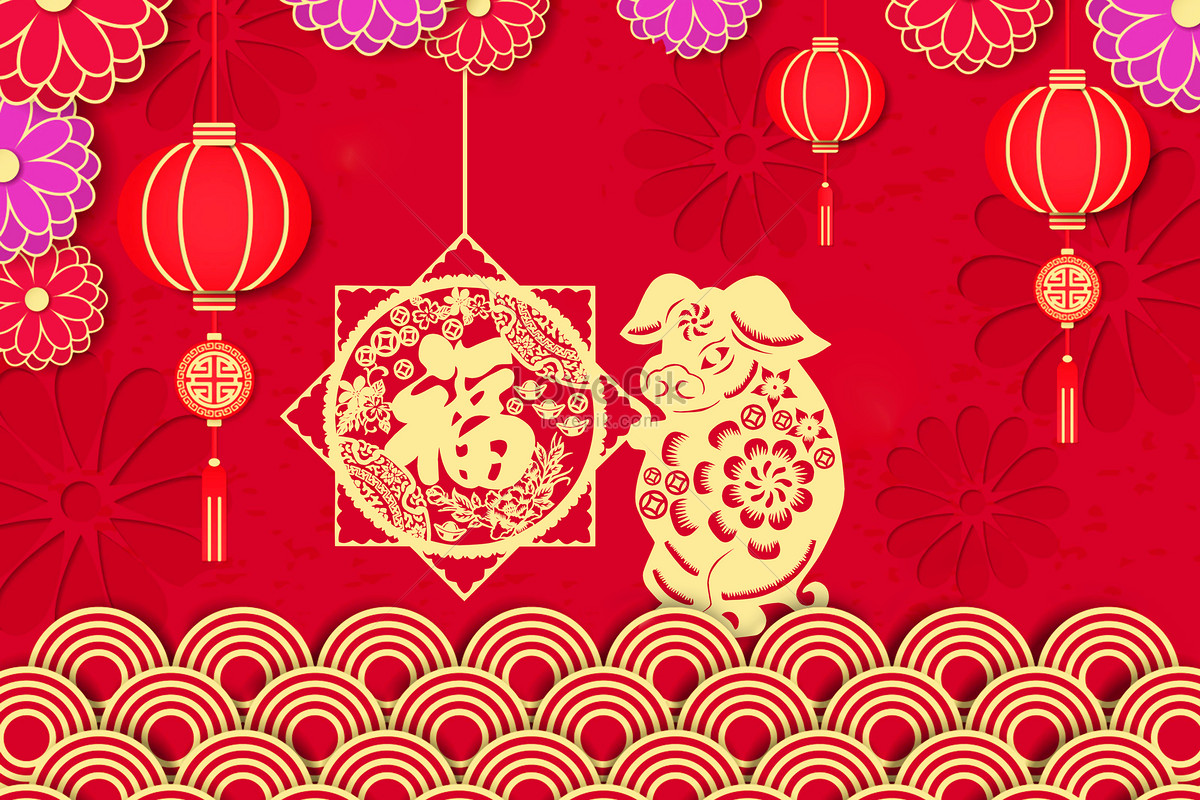 spring festival 2019 creative image picture free download 400921270 lovepik com