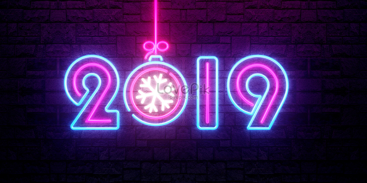 Cool Neon Space Creative Imagepicture Free Download